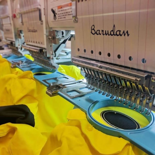 In-house Embroidery
