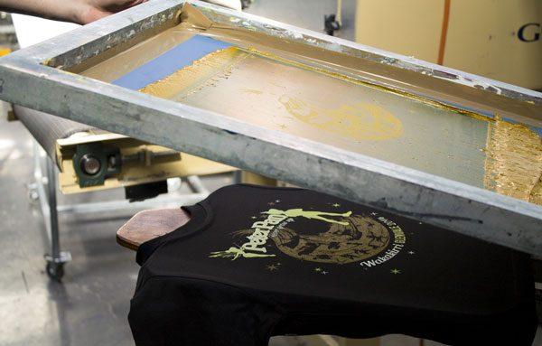 Screen Print - Peter Pan Shirt