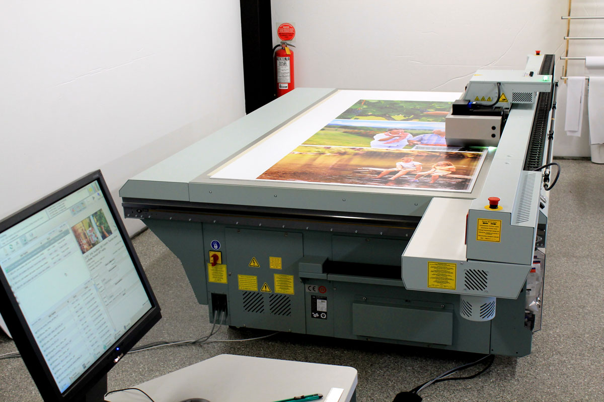Smartprint Production - UV Digital Printer