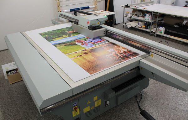 UV Digital printer