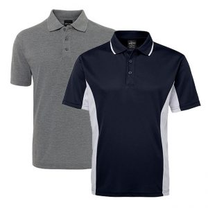 Polo Shirts - Embroidered, Screenprint, Dye Sub and Heatpress